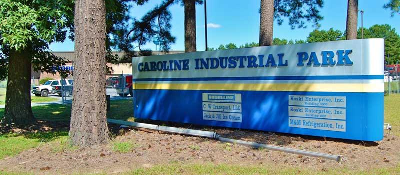 Caroline Industrial Park