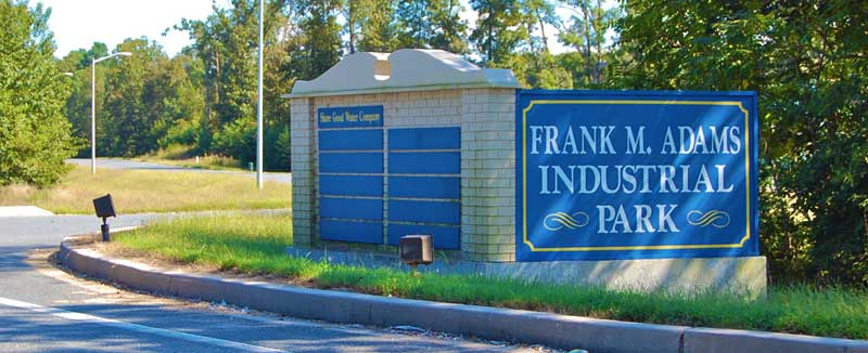 Frank Adams Industrial Park