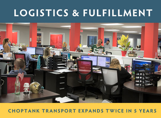 Logistics & Fulfillment