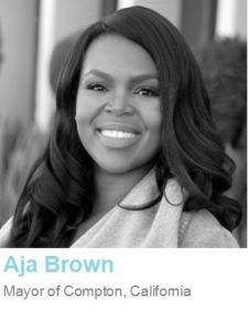 Aja Brown