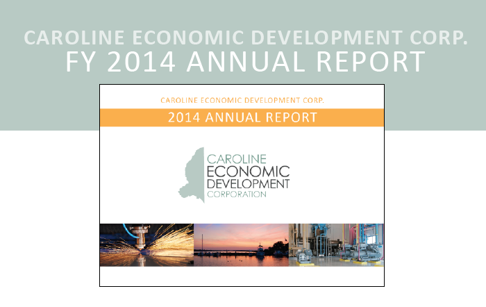 CEDC Annual Report - See what we have been up to.