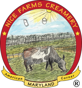 nice farm logo