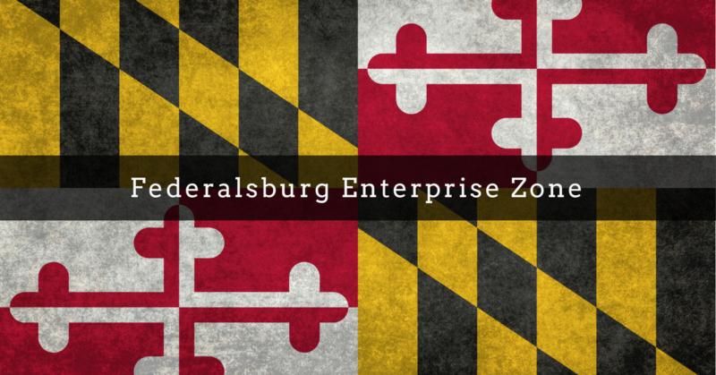 Training on the Federalsburg Enterprise Zone